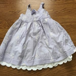 Janie and jack size 6-12m dress